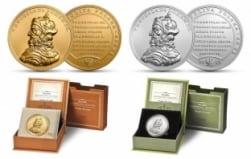 Монеты ко дню 17 сентября: европейский король Вацлав II.