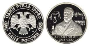 12 ноября: композитор и химик Александр Бородин.