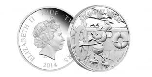 18 ноября: День рождения Микки Мауса.