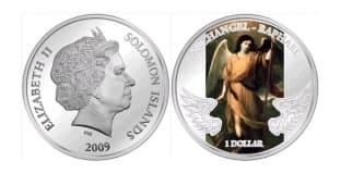 21 ноября: один из архангелов, Рафаил.
