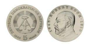 11 декабря: родился Роберт Кох. Премия Нобеля по медицине и физиологии.