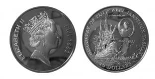 13 декабря: открытие Новой Зеландии и Фиджи.