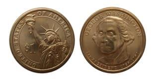 22 февраля: родился — Джордж Вашингтон, первый Президент США.