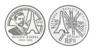 31 марта: официально открылась Эйфелева башня в Париже.