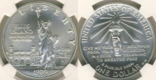 17 июня: Французы подарили Америке статую Свободы