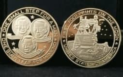 21 июля: Американские астронавты Нил Армстронг и Эдвин Олдрин высадились на Луне