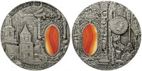 Niue 2 dollar 2013 - Mysteries of Wawel castle