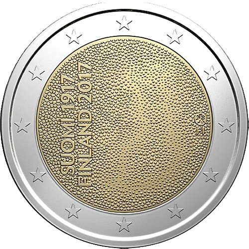 Finland 2 Euro 2017 - 100 years of independence of Finland