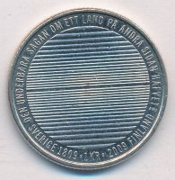 Sweden 1 Krona 2009 - 200 years of separation of Finland and Sweden
