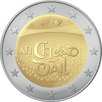 Ireland 2 Euro 2019 - the 100th anniversary from the date of the first meeting Doyle Eren