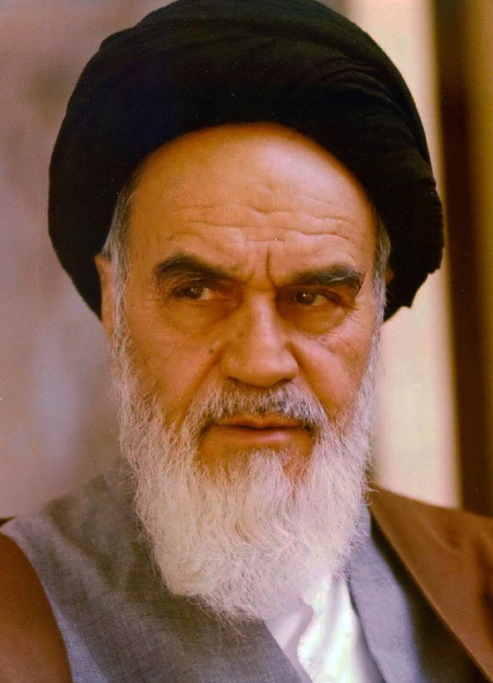 a look at the failed revolution of ayatollah ruholla khomeiny in iran Newspapers a biography and life work of julia fiona roberts an american actress usa.