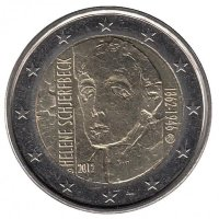 Finland 2 Euro 2012 - 150 years since the birth of Helena Schjerfbeck,