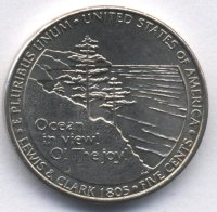 United States 5 cents 2005 - access to the ocean (D)